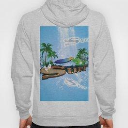 Tropical design  Hoody