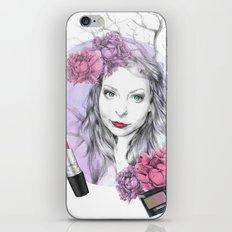 Rachel Whitehurst iPhone & iPod Skin