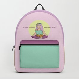 Energy Backpack