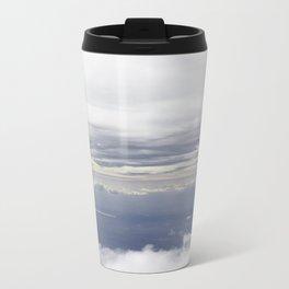 In the Clouds Metal Travel Mug