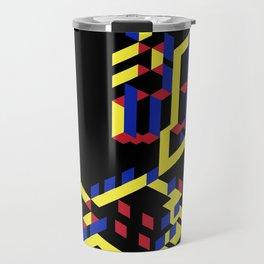 Bauhaus the remix Travel Mug