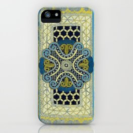 Lace Study #1 iPhone Case