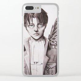 Levi Clear iPhone Case