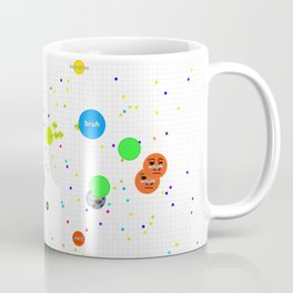 Agar.io Coffee Mug