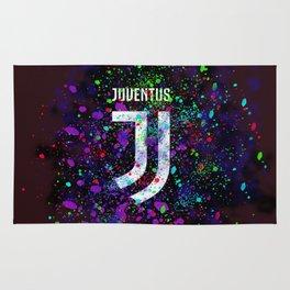 Watercolor Juventus Rug
