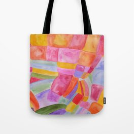 Candy Bunch Tote Bag