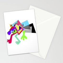 Monsta! Stationery Cards