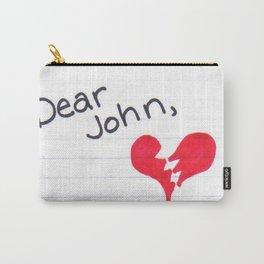Dear John ... Carry-All Pouch