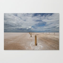 Posted Canvas Print