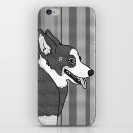 Who's that friend? iPhone Skin
