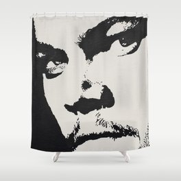 Leonardo DiCaprio -The gangs of New York - Shower Curtain