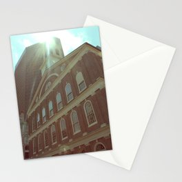 Faneuil Hall Stationery Cards