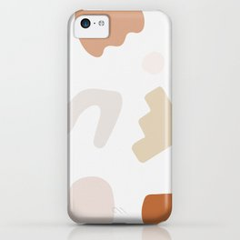 Shape Study #14 - Autumn iPhone Case