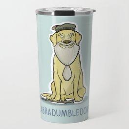 Labradumbledore Travel Mug