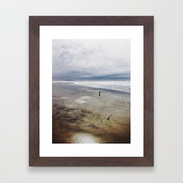 Ends of the Earth Framed Art Print