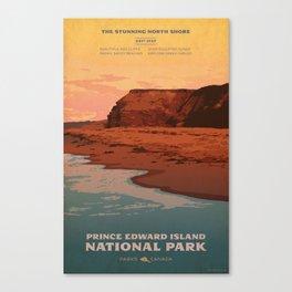 Prince Edward Island National Park Canvas Print