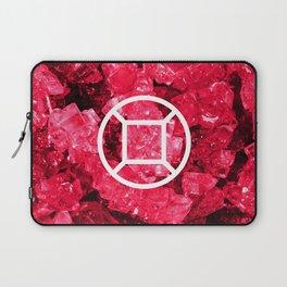 Ruby Candy Gem Laptop Sleeve