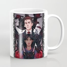 Inej & Kaz Coffee Mug