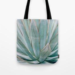 Minimalist Agave Tote Bag