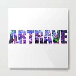 artRAVE Venus Metal Print