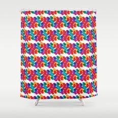 BP 85 Clover Shower Curtain