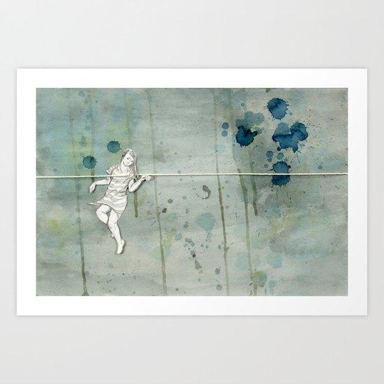 Numbers: 55372 Art Print