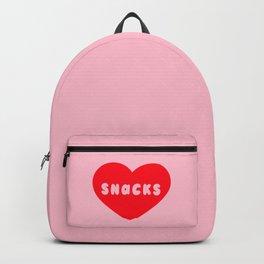 Love Snacks Backpack
