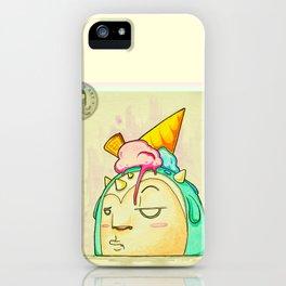 First ciùciù iPhone Case