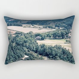 Country Home Rectangular Pillow