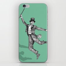 Fred Astaire iPhone & iPod Skin