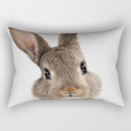 Baby Bunny  Rectangular Pillow