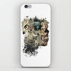 Forest Lake Dreams iPhone & iPod Skin