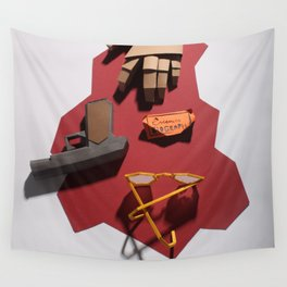Dillinger Wall Tapestry