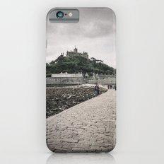 Faded Memories: St Michael's Mount, Cornwall Slim Case iPhone 6s