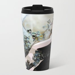 Money Metal Travel Mug