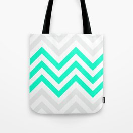 Chevronia V Tote Bag