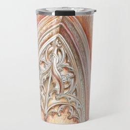 toledo cathedral Travel Mug