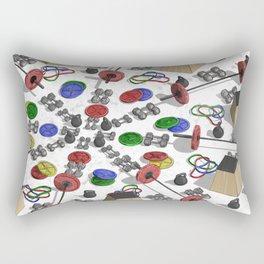 Weighted Array Rectangular Pillow