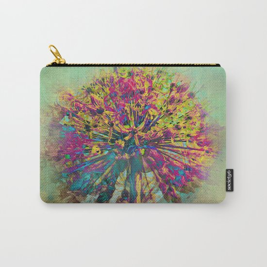 Dandelion Fantasy Carry-All Pouch