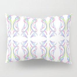ribbon 24-ornamental,fabrics,fashion,decorative,girly,gentle Pillow Sham