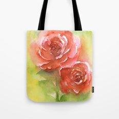 Floral study Tote Bag