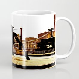 Roberto's Shadow Lives In Roberto's City Coffee Mug