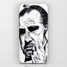 The Godfather iPhone & iPod Skin