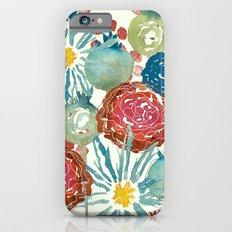 Wildflower Desert Slim Case iPhone 6s