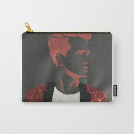 Brendon Urie Glitter Print Carry-All Pouch