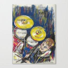 Drum 1 Canvas Print