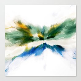 Serenity Abstract Canvas Print