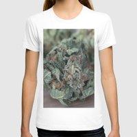 medical T-shirts featuring Master Kush Medical Marijuana by BudProducts.us