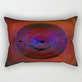Wine Enzymes Rectangular Pillow