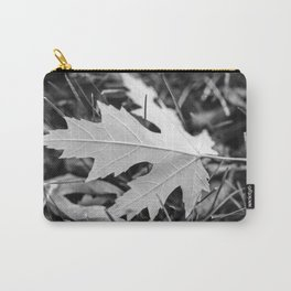 Fallen Autumn Leaves 3 Carry-All Pouch
